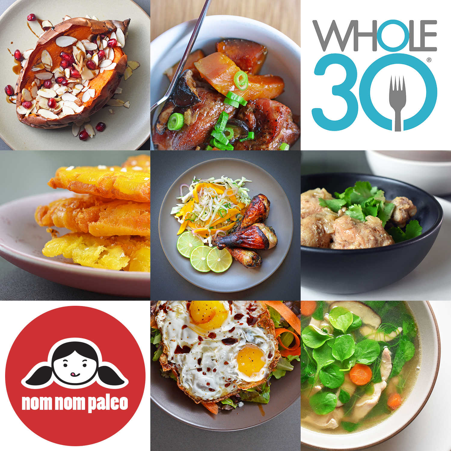 Doing a Whole30 this January? by Michelle Tam http://nomnompaleo.com