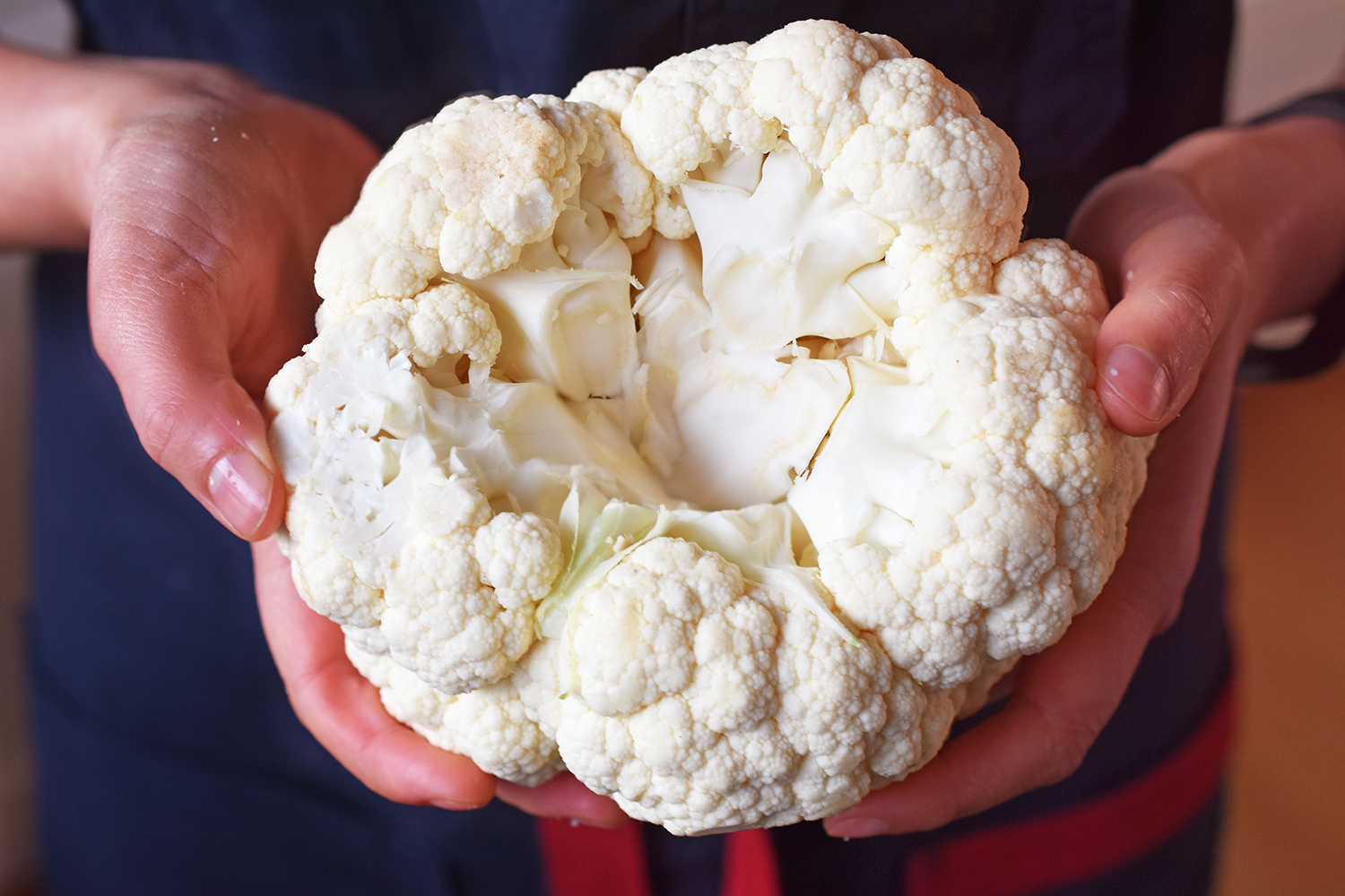 Whole Roasted Cauliflower by Michelle Tam http://nomnompaleo.com