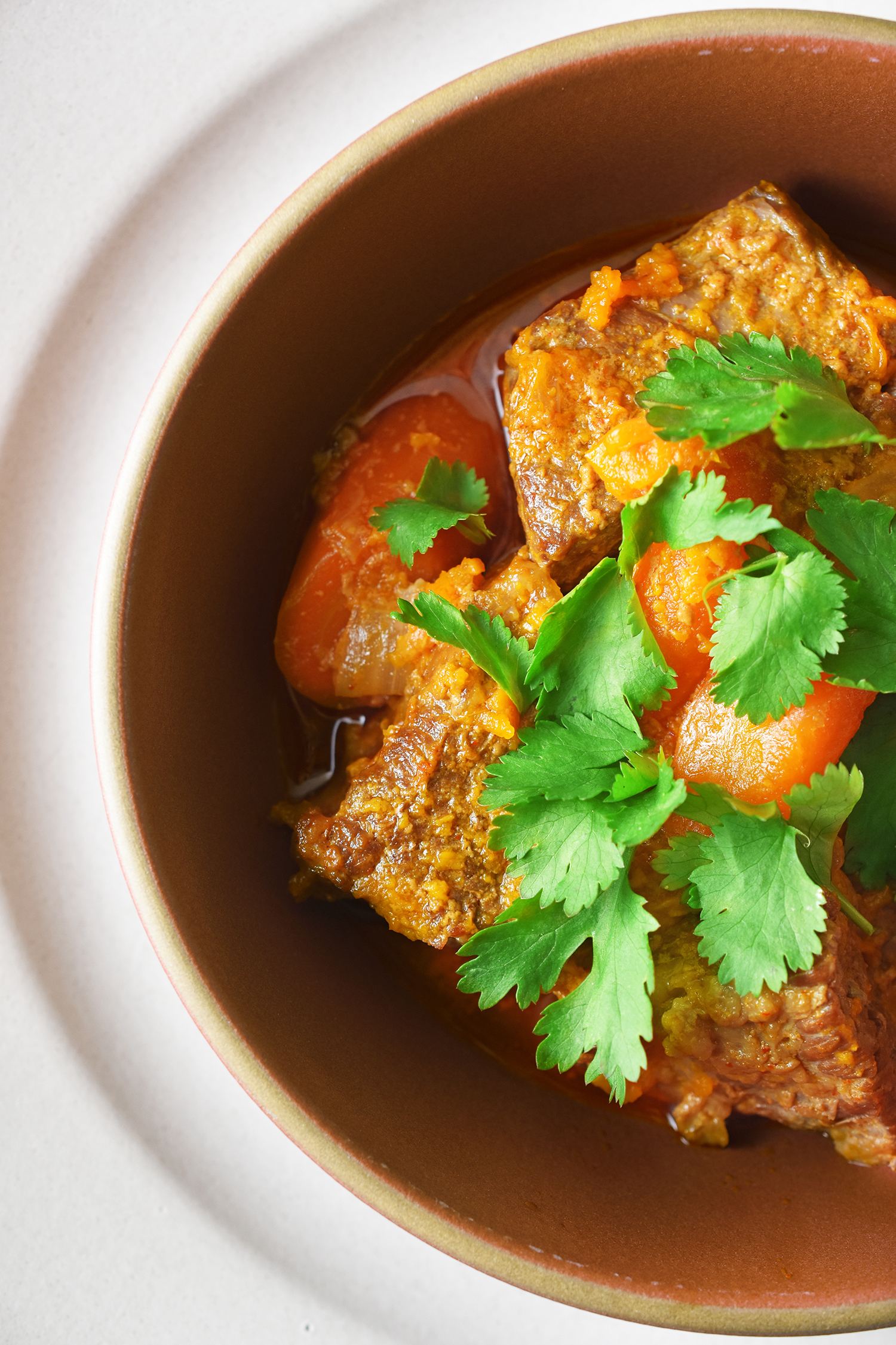 Pressure Cooker Thai Beef Curry by Michelle Tam http://nomnompaleo.com